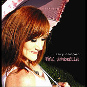 Pink Umbrella by Cary Cooper