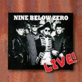 Live in Europe 1992 by Nine Below Zero