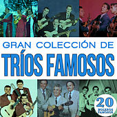 Gran Colección de Trios Famosos 20 Boleros Famosos Vol.3 by Various Artists