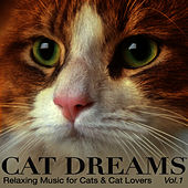 CAT DREAMS - Relaxing Music for Cats & Cat Lovers VoL.1 by Marco Missinato