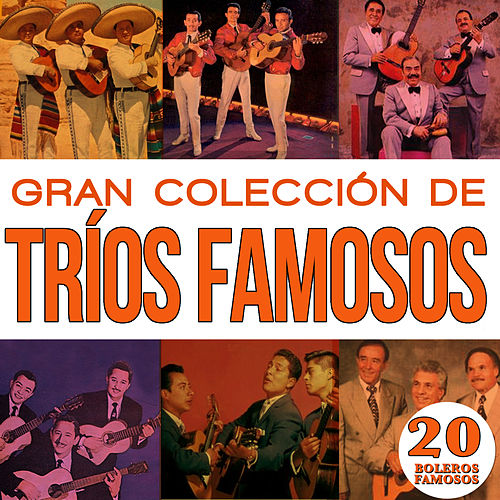 Gran Colección Trios Famosos 20 Boleros Famosos Vol.1 by Various Artists