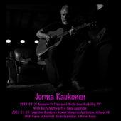2002-08-21 NYC, NY & 2002-11-03 Athens, OH by Jorma Kaukonen