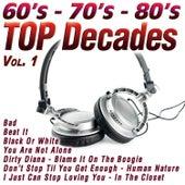 60'S - 70'S - 80'S Top Decades Vol.1 de Decades