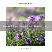 Peaceful White Noise For Hard Relief Mornings by White Noise Sleep Therapy
