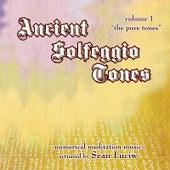 Ancient Solfeggio Tones, Vol. 1 The Pure Tones by Sean Luciw