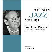 We Like Previn by Hans Backenroth