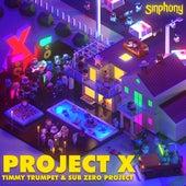 Project X de Timmy Trumpet