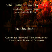 Igor Stravinsky: Selected Works by Sofia Philharmonic Orchestra