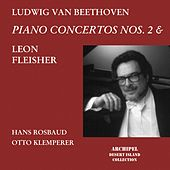 Leon Fleisher Beethoven Piano Concertos 2 and 4 by Leon Fleisher