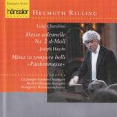 Cherubini: Missa solemnis No. 2 in D Minor – Haydn: Mass in C Major, Hob. XXII:9