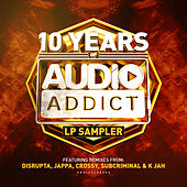 10 Years Of Audio Addict Records LP Sampler by Various Artists