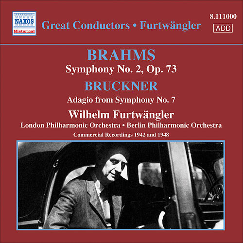 Furtwangler, Commercial Recordings 1940-50, Vol. 7 by Wilhelm Furtwängler