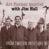 From Sweden With Love (Live) de Art Farmer