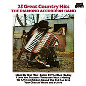 25 Great Country Hits by Diamond Accordion Band