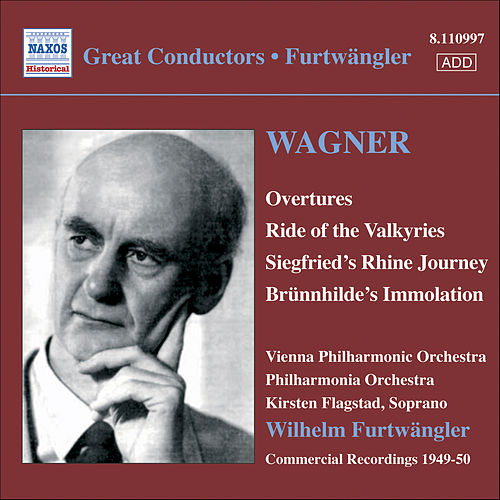 Wagner: Overtures by Various Artists