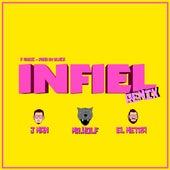 Infiel (Remix) de El Metra J Man