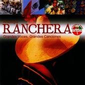 Antología Ranchera Grandes Voces, Grandes Canciones Volume 1 van Pedro Infante