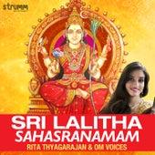 Sri Lalitha Sahasranamam de Rita Thyagarajan