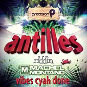 Vibes Cyah Done - Single by Machel Montano