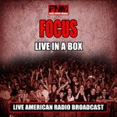 Live in a Box (Live) de Focus