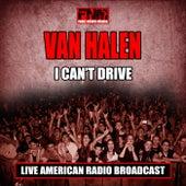 I Can't Drive (Live) de Van Halen