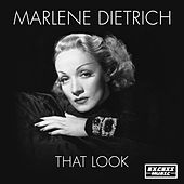 That Look de Marlene Dietrich