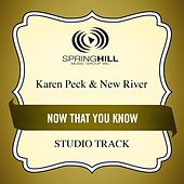 Now That You Know (Studio Track) by Karen Peck & New River