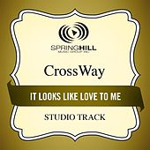 It Looks Like Love to Me (Studio Track) by CrossWay