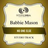 No One Else (Studio Track) by Babbie Mason