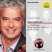 The Auryn Series: Beethoven String Quartets, Vol. 3 von Auryn-Quartet