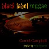 Black Label Reggae-Cornell Campbell-Vol. 21 de Cornell Campbell