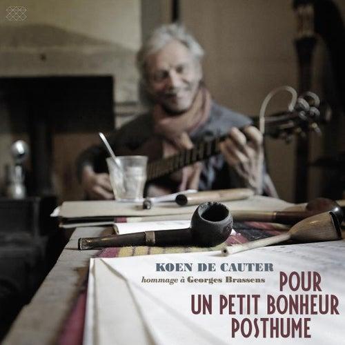 Pour Un Petit Bonheur Posthume - Hommage à Georges Brassens by Koen De Cauter