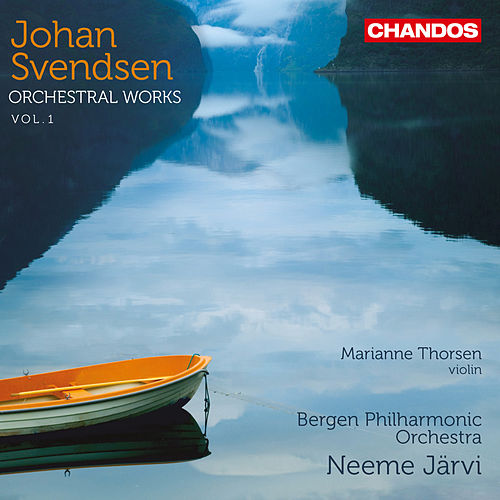 Svendsen: Orchestral Works, Vol. 1 by Neeme Jarvi
