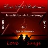 Erev Shel Shoshanim: Jewish / Israeli Love Songs by David & The High Spirit