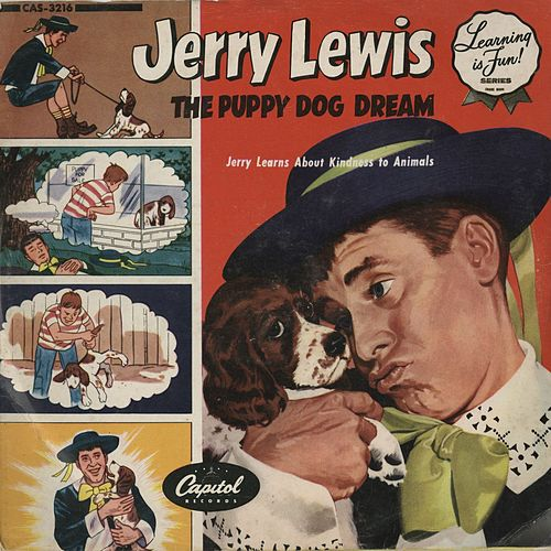 The Puppy Dog Dream by Jerry Lewis