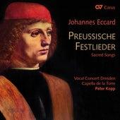 Eccard: Sacred Songs de Peter Kopp