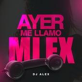 Ayer Me Llamo Mi Ex - Remix de DJ Alex