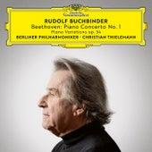 Beethoven: Piano Concerto No. 1, Op. 15; 6 Piano Variations in F Major, Op. 34 by Rudolf Buchbinder
