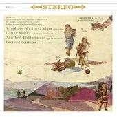 Mahler: Symphony No. 4 in G major by Leonard Bernstein