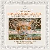 Handel: La Réjouissance by Karl Richter