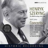 Bach, Mozart & Others: Violin Concertos von Henryk Szeryng