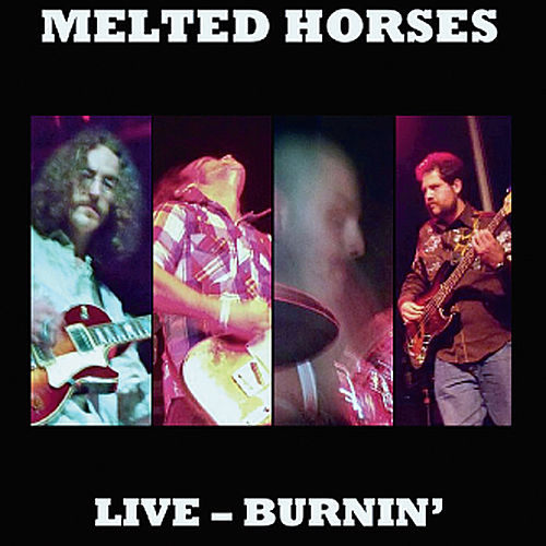 Live Burnin' by Melted Horses