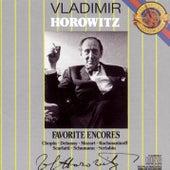 Favorite Encores by Vladimir Horowitz