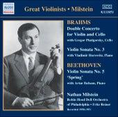 Brahms: Double Concerto / Violin Sonata No. 3 / Beethoven: Violin Sonata No. 5 (Milstein) (1950-51) by Various Artists
