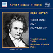 Beethoven: Sonatas / Schubert: Rondo (Menuhin) (1934-1938) by Yehudi Menuhin