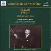Elgar / Bruch: Violin Concertos (Menuhin) (1931-1932) by Yehudi Menuhin