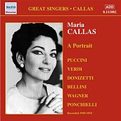 Callas, Maria: Portrait (A) (1949-1954) von Various Artists