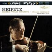 Sibelius: Violin Concerto in D Minor, Op. 47 von Jascha Heifetz