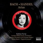 Bach, J.S.: Ascension Oratorio, Bwv 11 / Arias / Handel G.F.: Arias (Ferrier) (1949, 1952) de Kathleen Ferrier