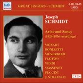 Schmidt, Joseph: Arias and Songs (1929-36) von Joseph Schmidt